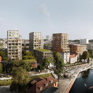 Rewolucja architektoniczna w Śródmieściu Bydgoszczy. Miasto czeka na Nowy Port
