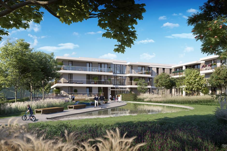 Yareal zbuduje apartamenty skąpane w zieleni