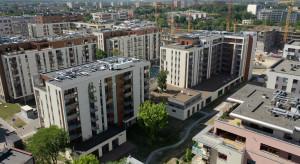 CNT sprzedaje pakietowo mieszkania w Krakowie