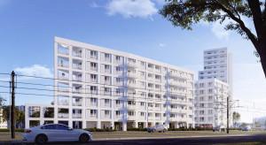 Najwyższa inwestycja na Tarchominie z zakończonym etapem konstrukcyjnym