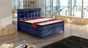 Łóżko kontynentalne w sypialni? 5 wskazówek aranżacyjnych