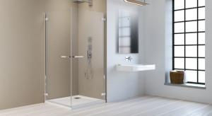 Wymiana kabiny prysznicowej bez remontu