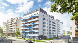 Warszawa: Nordic Mokotów III od YIT wychodzi z ziemi