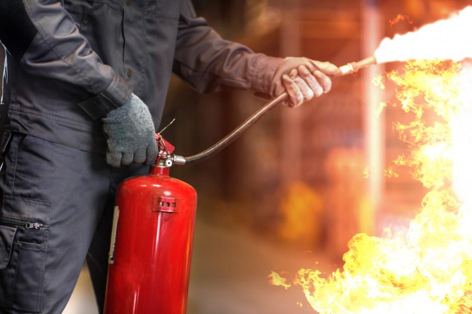 PSP: ostatniej doby doszło do prawie 400 pożarów