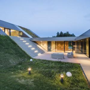 Green Line: zobacz niebanalny projekt domu na Warmii