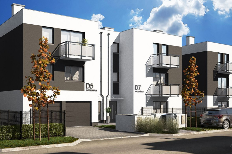 Osiedla domów bliźniaczych kuszą ofertą