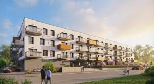 Wiśniowa Rezydencja od  Bouygues Immobilier rośnie w Poznaniu