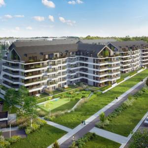 Nowe Miasto Jagodno większe o ponad 110 mieszkań
