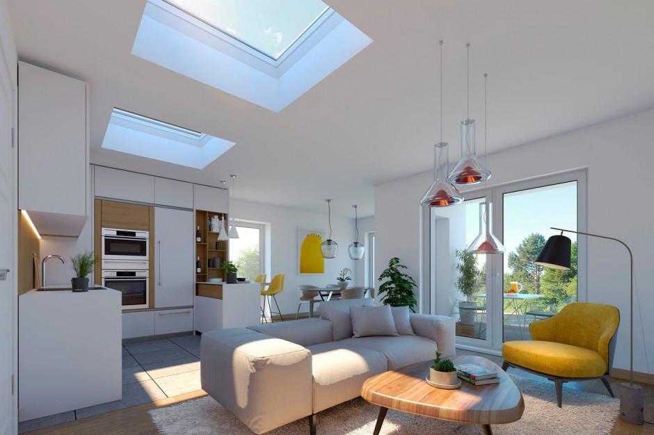 Okno na poddaszu: rodzaje i zalety okien do płaskich dachów