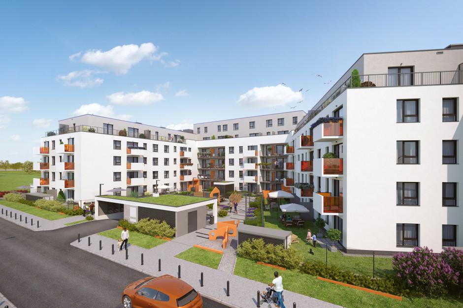 We Wrocławiu rozpoczęła się budowa Osiedla Komedy