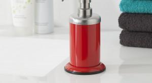 Kolor w łazience - to jest na czasie