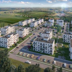Zielone Zamienie w Lesznowoli. Startuje budowa IV etapu osiedla