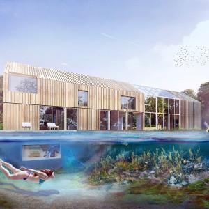 Dom Symbiotyczny: projekt w zgodzie z naturą