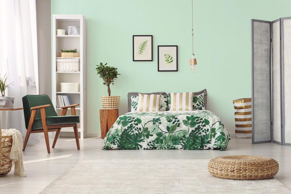 Aranżacja sypialni: te kolory są na topie