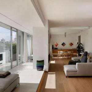 Mediolański apartament z lat 50-tych i jego nowoczesne oblicze
