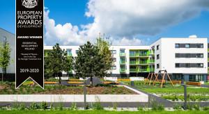Krakowskie osiedle Mieszkaj w Mieście z dwiema nagrodami