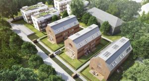 Wrocław: Nacarat buduje na jednej z ostatnich działek na Borku