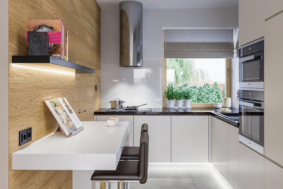 Aranżacja kuchni: dobieramy okno