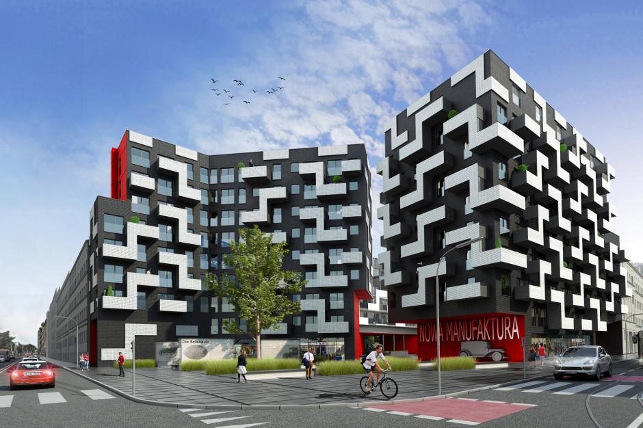 Nowa Manufaktura we Wrocławiu z pozwoleniem na budowę