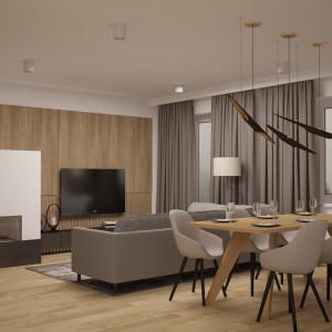 Metamorfoza domu. Ciepły minimalizm