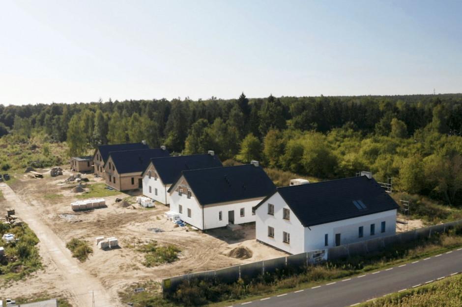Rodzinny dom przy poznańskich jeziorach