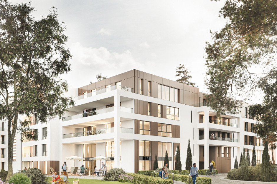 W grudniu rusza budowa apartamentów  w Sopocie