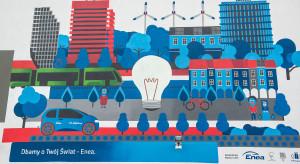 W Poznaniu odsłonięto mural oczyszczający powietrze