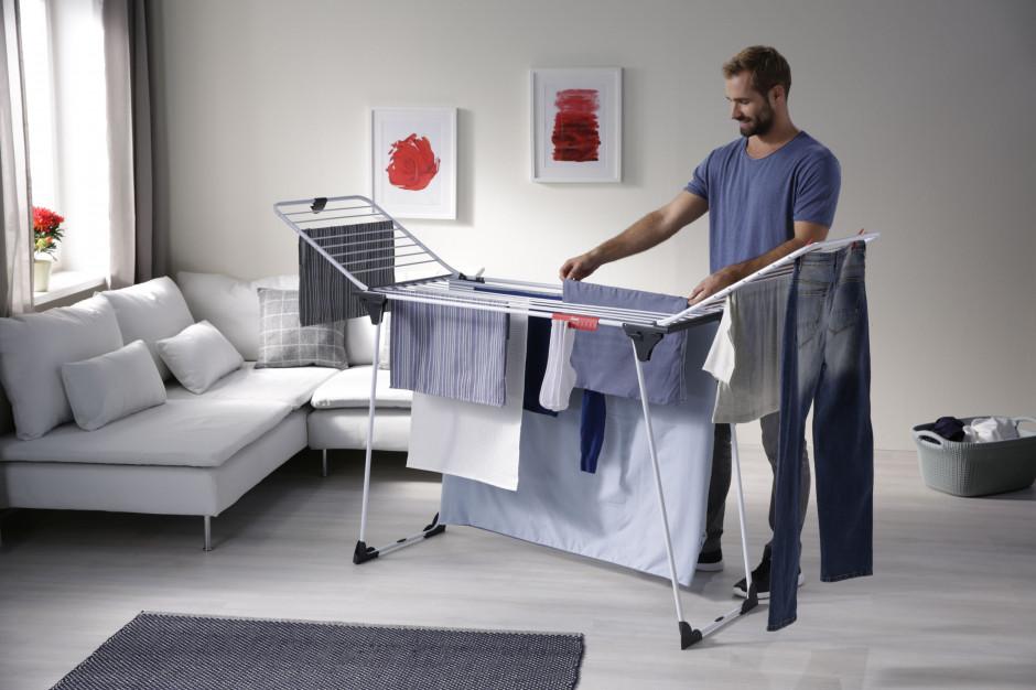 Suszenie prania w domu. Zobacz, jak efektywnie wykorzystać przestrzeń
