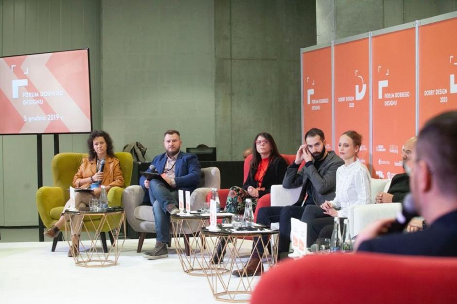 Design na ratunek współczesnemu światu. Wnioski z VII Forum Dobrego Designu w Warszawie