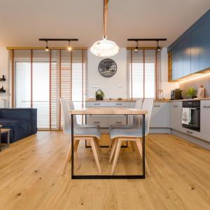 Klimatyczny apartament zainspirowany pasją do podróżowania