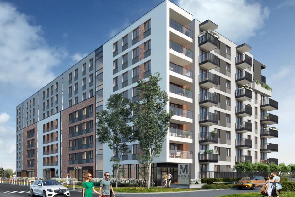 Budimex Nieruchomości rusza z nowym projektem mieszkaniowym w Krakowie