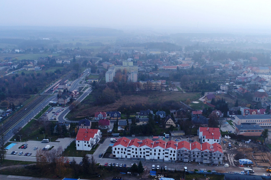 Nowa Murowana pod Poznaniem: ruszyła sprzedaż i budowa ostatniego etapu
