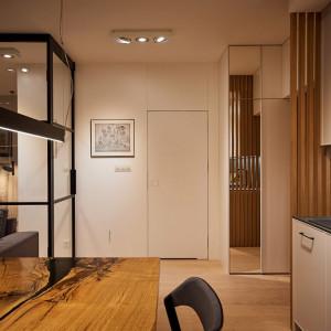 Tak urządzono mały apartament w Łodzi