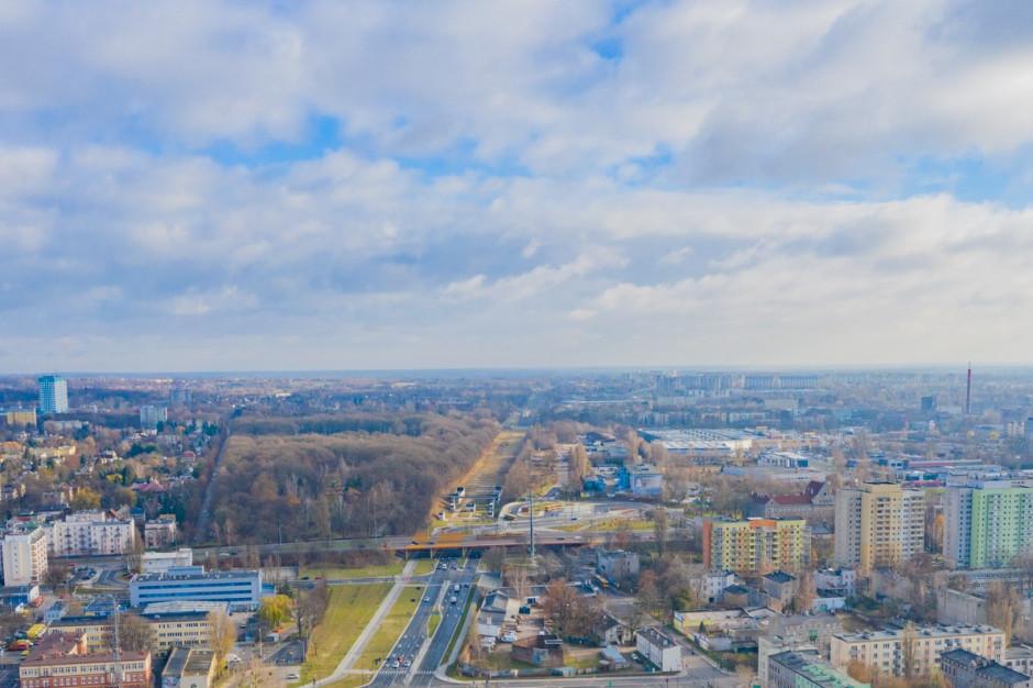 Łódź: po remoncie otwarto dla ruchu ulicę Tuwima w centrum miasta