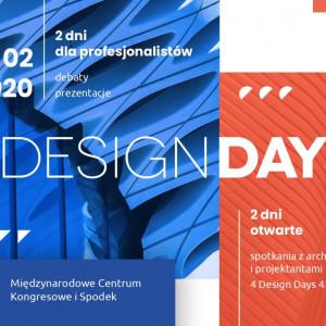 Gwiazdy architektury i designu z całego świata na 4 Design Days 2020 w Katowicach
