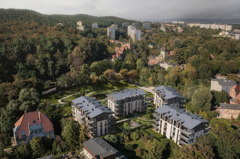 Gdańska Oliwa wzbogaca się o kameralny projekt mieszkaniowy