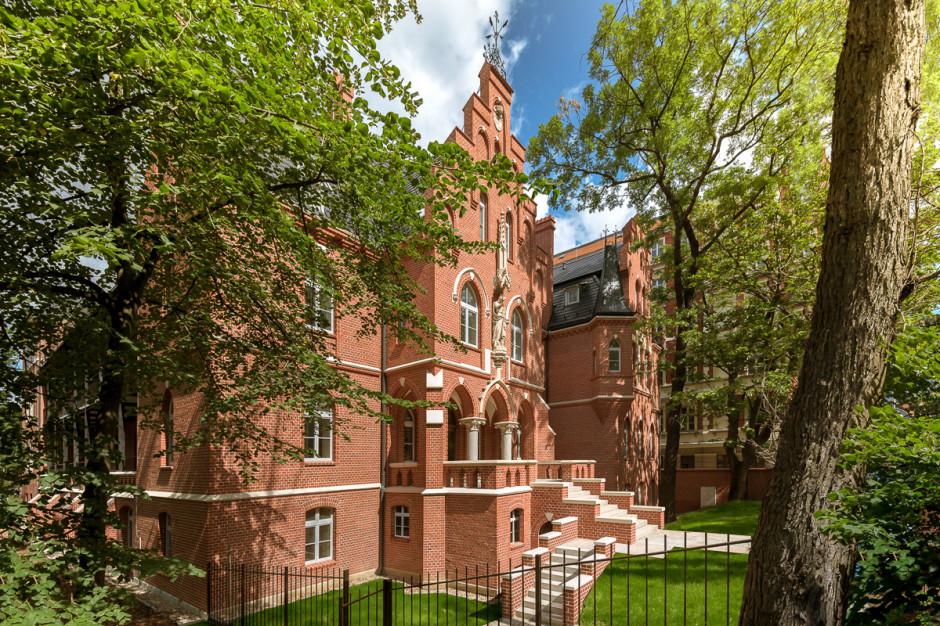 Mieszkania i biura w dawnej Fundacji Wrocławskiego Ojczyźnianego Związku Kobiet ukończone