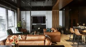 Mieszkanie pod szyldem klasycznej elegancji
