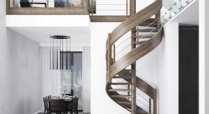 Schody: luksusowy element wnętrza