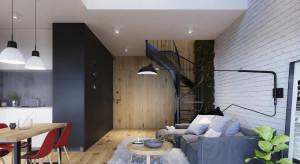 Mieszkania z antresolą alternatywą dla domu w mieście