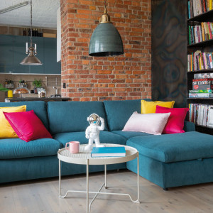 Jak wybrać kolor mebli do salonu?