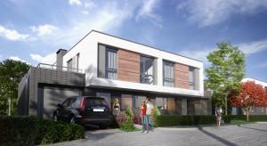 Ville Parkowe: w Wilanowie powstają domy w zabudowie bliźniaczej