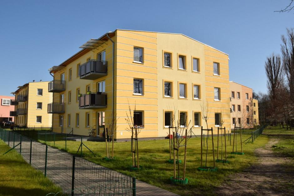 Osiedle nad Płonią w Szczecinie powiększone o 5 etap