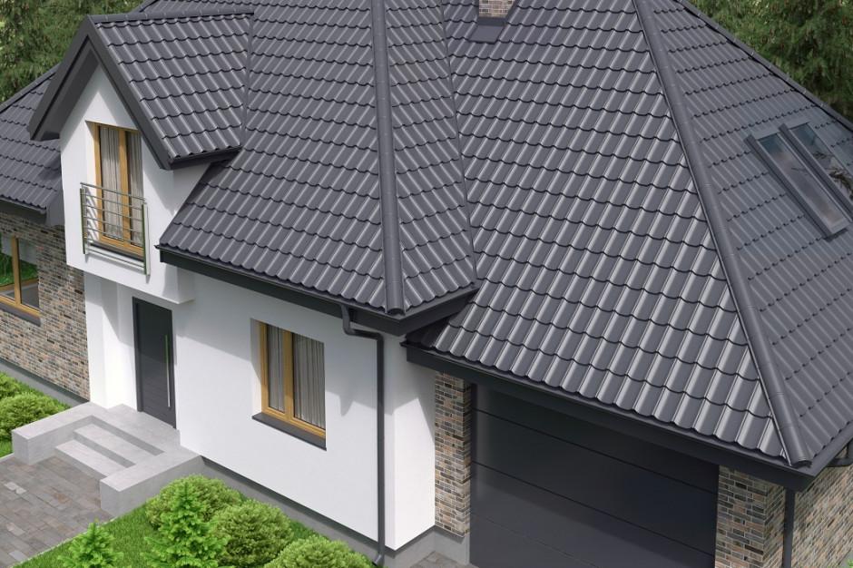 Budowa domu. Korzyści wynikające z zastosowania blachodachówki