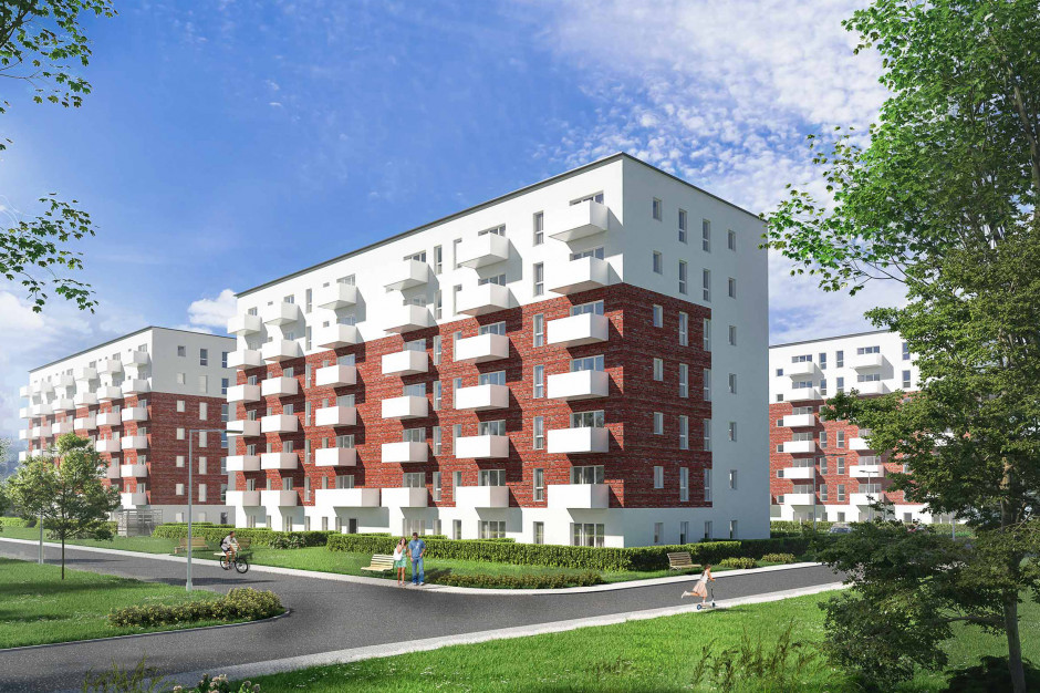 Łódzka oferta Murapolu większa o 320 mieszkań