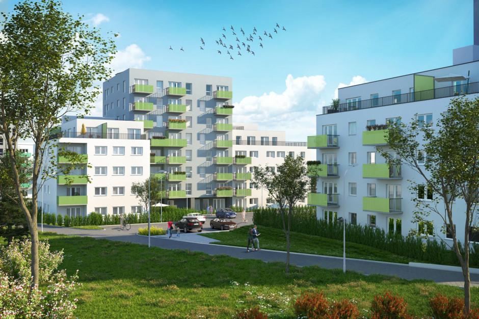 Murapol przekazuje debiutancki projekt w Gliwicach