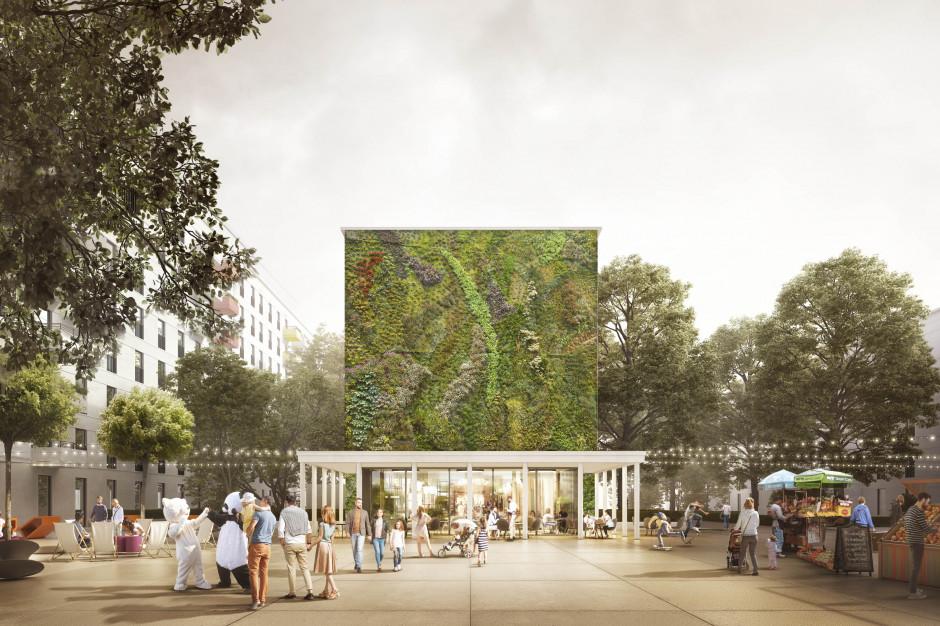 Laureat konkursu o projekcie Mieszkania Plus przy Ratuszowej