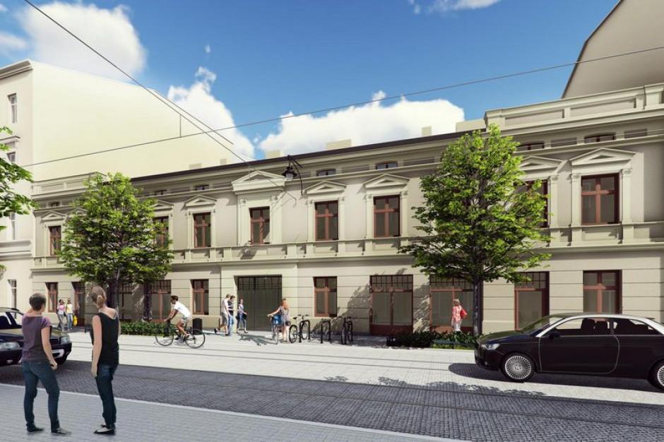 Łódź podpisała umowę na remont kamienicy przy Legionów 44. Powstanie 20 mieszkań