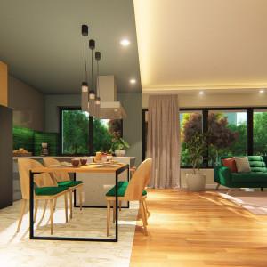 Najlepsze projekty wnętrz: zobacz najciekawsze realizacje mieszkań