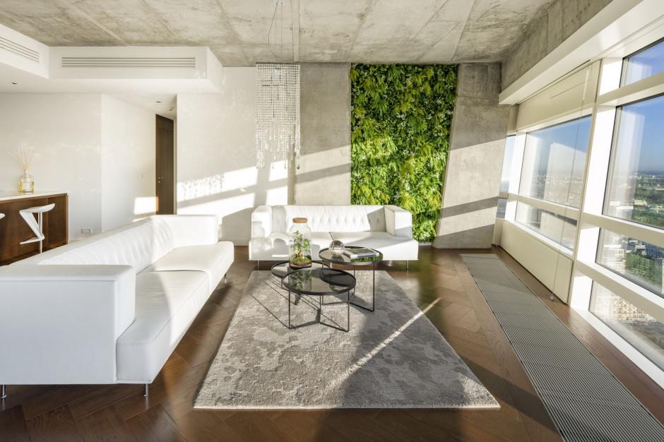 Złota 44 udostępniła kolejny apartament pokazowy